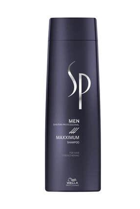 Wella Sp Men Maxximum Dökülme Önleyici Şampuan 250 ml Maximum
