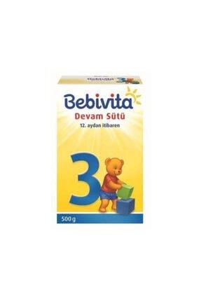 Bebivita 3 Numara Bebek Sütü 500 Gr