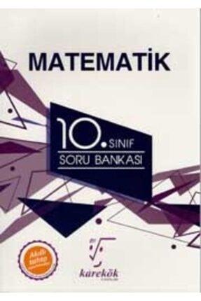 Karekök Yayınları 10.Sınıf Matematik Soru Bankası