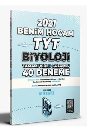Benim Hocam Yayınları 2021 Tyt Biyoloji Tamamı Video Çözümlü 40 Deneme Sınavı