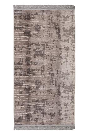 English Home Dia Polyester Kaydırmaz Taban Halı 120x180 Cm Antrasit