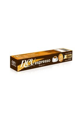 Nev espresso ® Gold Kapsül Kahve Nespresso® Uyumlu