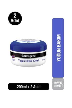 Neutrogena Norveç Formülü Yoğun Bakım Kremi 200 Ml X 2 Adet