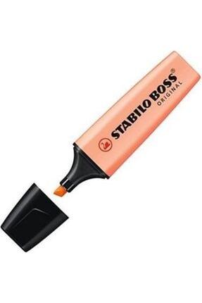 Stabilo Boss Orıgınal Pastel Turuncu Kavuni Fosforlu Kalem