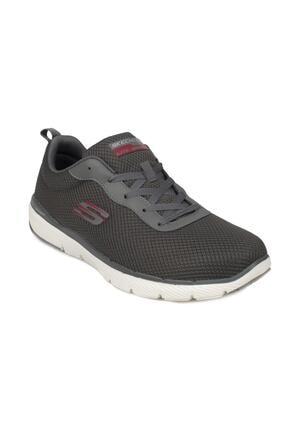SKECHERS S232073m Flex Advantage 3.0 Kırmızı Erkek Spor Ayakkabı