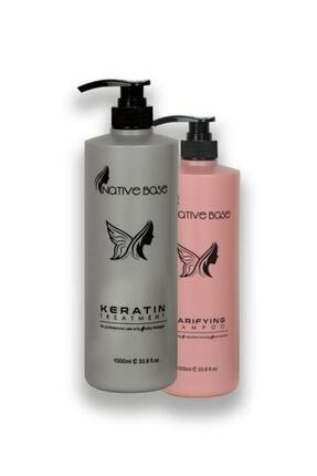 Native Base Daily Keratin Treatment 1000 Ml