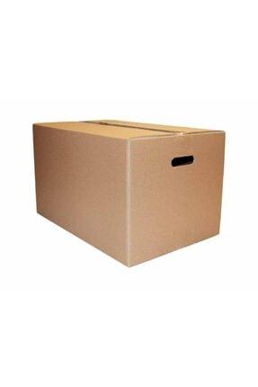 Morpack Gramajlı El Tutmalı Karton Taşıma - Taşınma Kolisi 60x40x40 - 32 Desi - (5 adet)