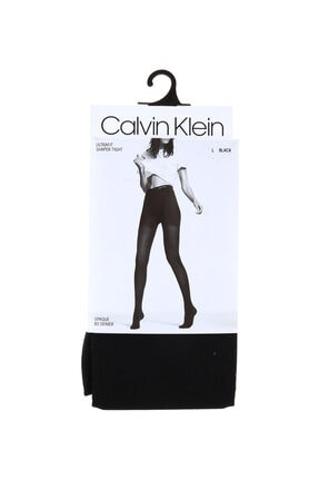 Calvin Klein Kadın  Siyah Çorap