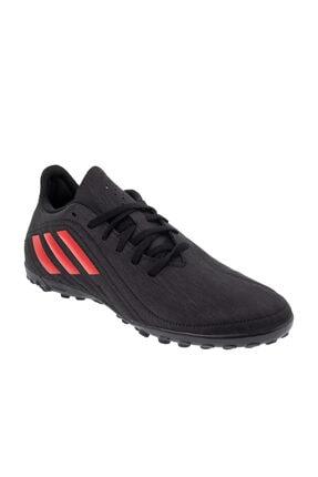 adidas Deportivo Erkek Siyah Halı Saha Ayakkabısı Fv7914