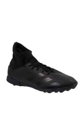 adidas Predator 20.3 Çocuk Siyah Halı Saha Ayakkabısı (ef1951)