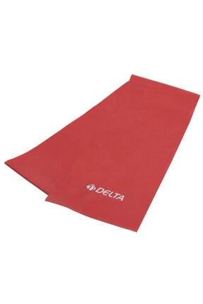 Delta Pilates Bandı Hafif Sert 150 x 15 Cm Egzersiz Direnç Lastiği
