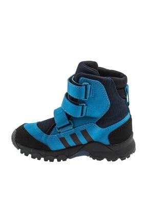 adidas Cw Holtanna Snow Cf Siyah Mavi Unisex Çocuk Bot 100402933