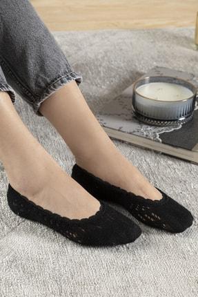 English Home Fairy Pamuk Kadın Çorap Siyah