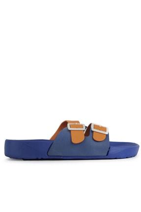 Slazenger Odı Erkek Çocuk Sandalet Mavi