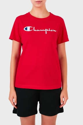 Champion T Shirt Kadın T Shirt 110992 Byr Rs017