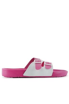 Slazenger Odı Kız Çocuk Sandalet Fuşya