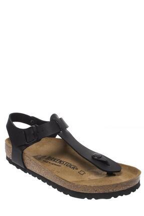 Birkenstock Unisex Siyah Sandalet