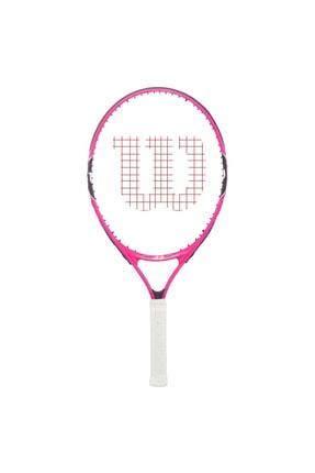Wilson Tenis Raketi Burn Pink 23 Genç (WRT218100)
