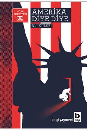 Bilgi Yayınevi Amerika Diye Diye / Ali Külebi /