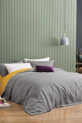 Yataş Bedding Nadia Yatak Örtüsü Çift Kişilik - Gri