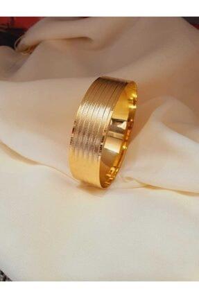 barış gold altın kaplama 22 Ayar Altın Kaplama Kadın 2 cm Eninde Bilezik Modeli Adet Fiyatıdır