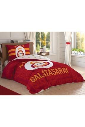 GSStore Tek Kişilik Nevresim Takımı Galatasaray