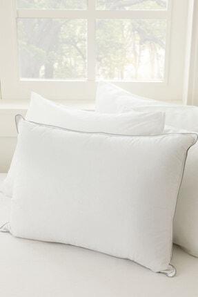 English Home Super Soft Kaz Tüyü Yastık 50x70 Cm Beyaz