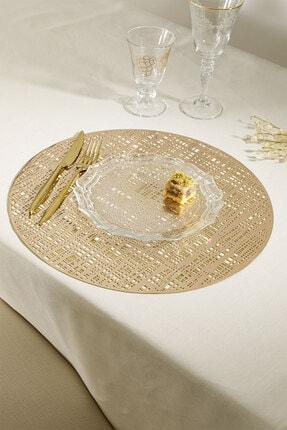 English Home Juno Pvc 2'li Mutfak Amerikan Servis  38 Cm Gold