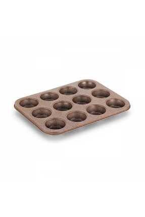 KORKMAZ Muffin Kalıbı Muffy  12 li