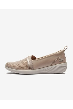 SKECHERS Kadın Natürel Günlük Ayakkabı