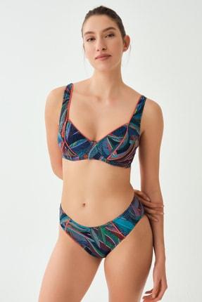 Dagi Lacivert Balenli Bikini Takımı