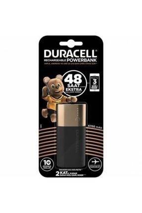 Duracell Powerbank 6700mah 48 Saat