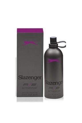 Slazenger Active Sport Mor Edt 125 ml Erkek Parfümü 8690587008708
