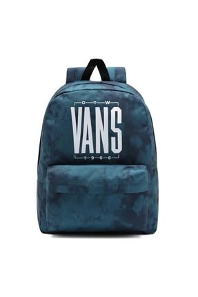 Vans Mn Old Skool Iııı Backpack Erkek Mavi Sırt Çantası Vn0a5khqz931