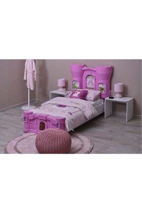 supercarbeds Prenses Castle - Kız Karyola, Kız Yatak, Çocuk Yatağı, Karyola