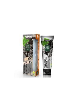 Eyüp Sabri Tuncer Doğal Bambu Karbonlu Diş Macunu 75 ml ve Diş Fırçası