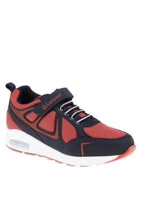 LETOON Çocuk Kırmızı Airmax Spor Ayakkabı