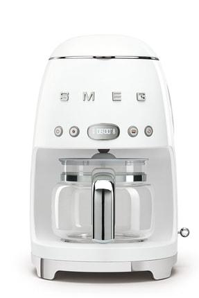 SMEG Dcf02wheu Filtre Kahve Makinesi Beyaz