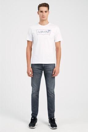 Levi's Erkek Gri  Slim Taper Jeans 28833-0780