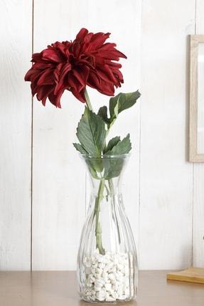 English Home Dahlia Yapay Çiçek 77 Cm Mürdüm