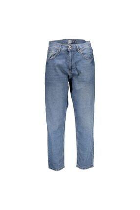 Collezione Mavi Erkek Mavi Spor Relaxed Fit Denim Pantolon