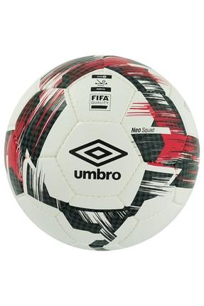 UMBRO 26548u Neo Squad Fıfa Onaylı 4 No Dikişli Futbol Topu Kırmızı