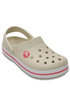 Crocs Kids CROCBAND KIDS Bej Unisex Çocuk Terlik 100528594