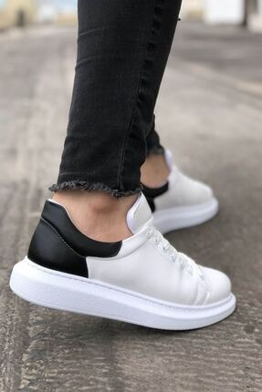 Chekich Ch256 Bt Erkek Ayakkabı Beyaz/siyah
