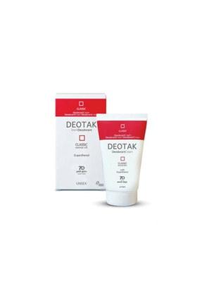 Deotak Krem Deodorant Normal Ciltler Için Klasik 35 Ml