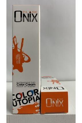 Morfose Onix Kontrast Yoğun Kırmızı Saç Boyası 6.66