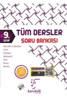 Karekök Yayınları Karekök 9. Sınıf Tüm Dersler Soru Bankası