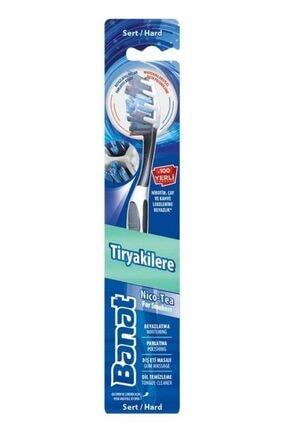Banat Nico-tea Tiryakilere Özel Diş Fırçası