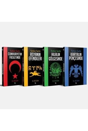 Halk Kitabevi Türk'ün Gizlenen Tarihi Seti - 4 Kitap