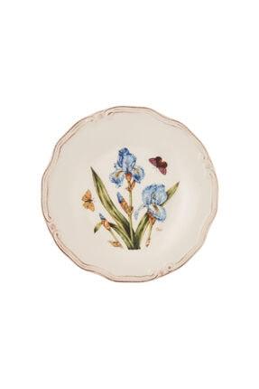 Karaca Tiffany Iris 21 Cm Pasta Tabağı